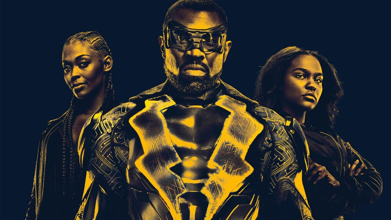 Black Lightning to be concluded with Season 4