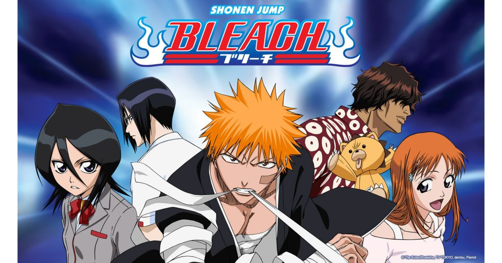 Bleach Mangas is similar to Black Clover