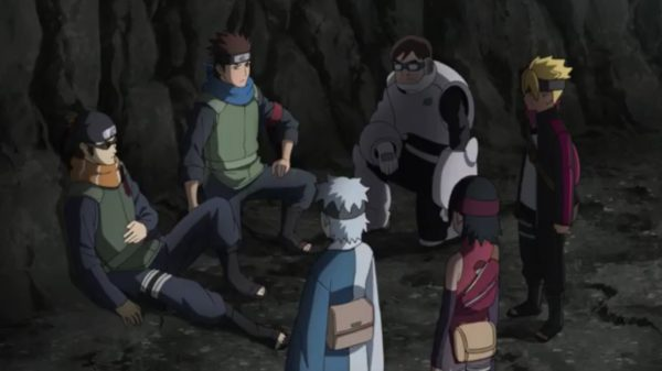 Boruto Naruto Next Generation Episode 184