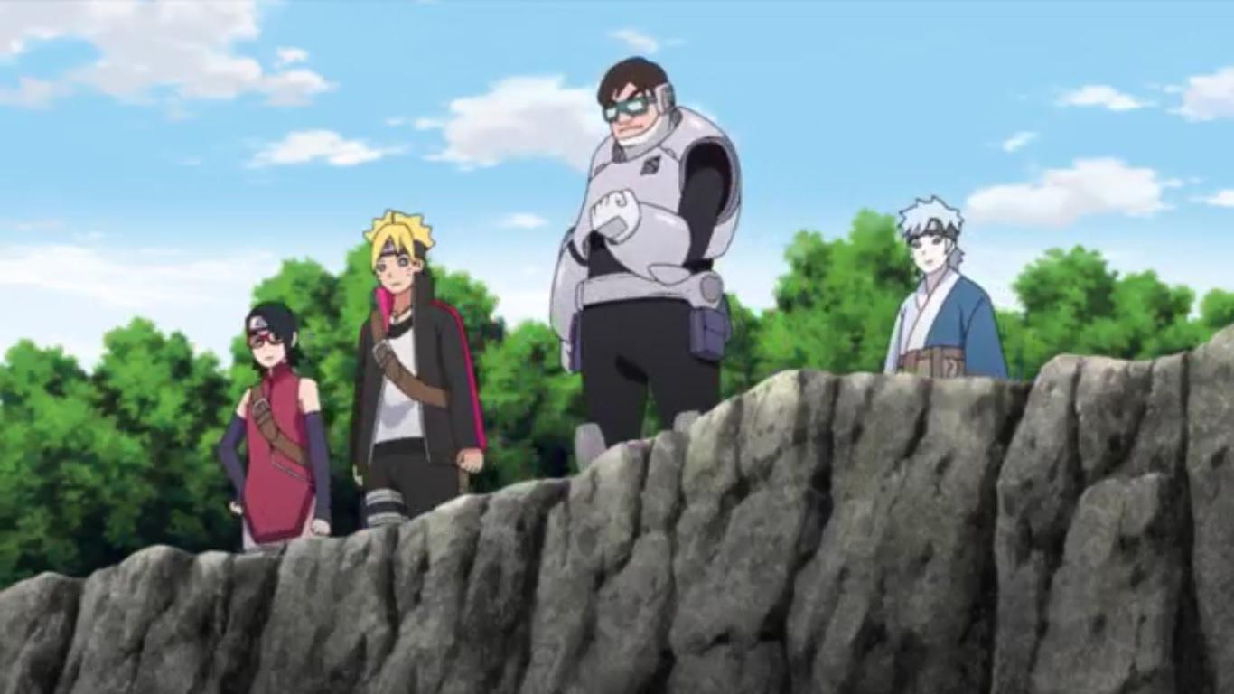 Boruto Naruto Next Generation Episode 184