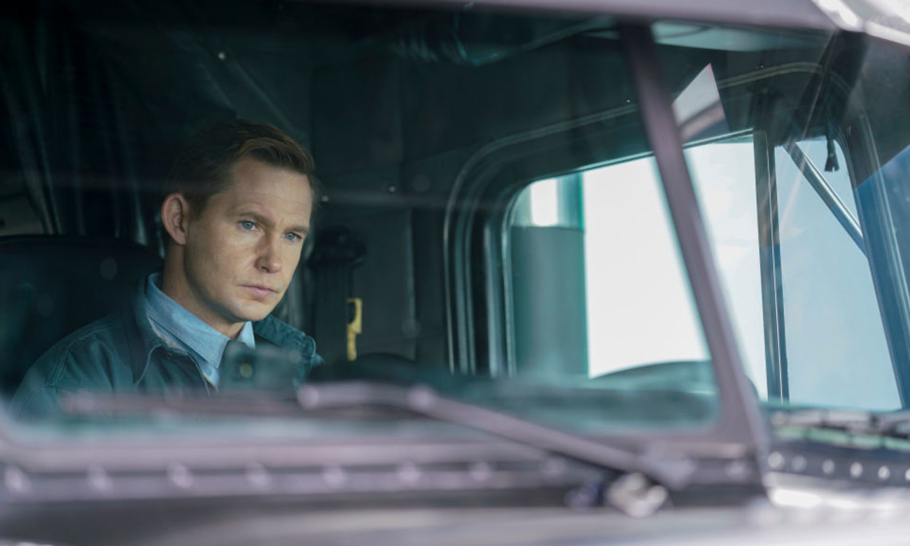 Brian Geraghty as the creepy Ronald in Big Sky