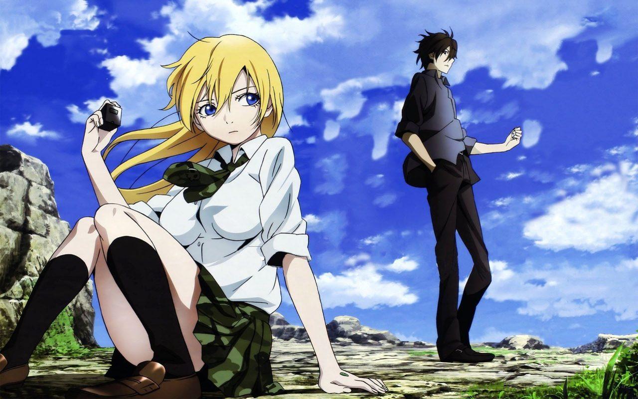 Anime Similar To Future Diary
