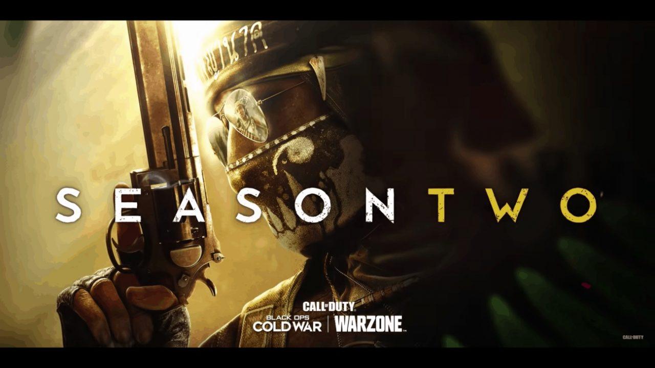 COD Cold War Season 2 release date