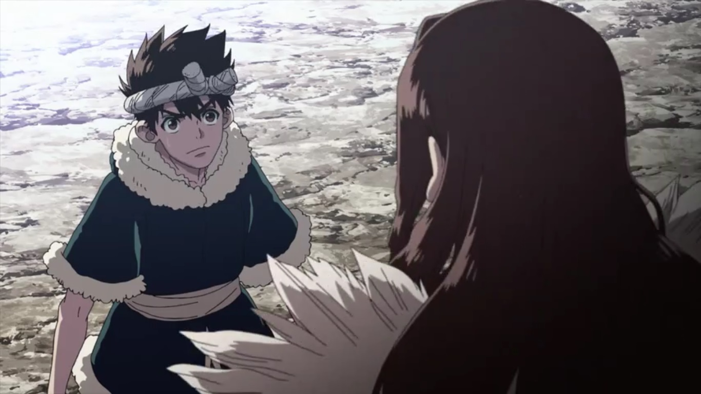Dr. Stone Season 2 Episode 5