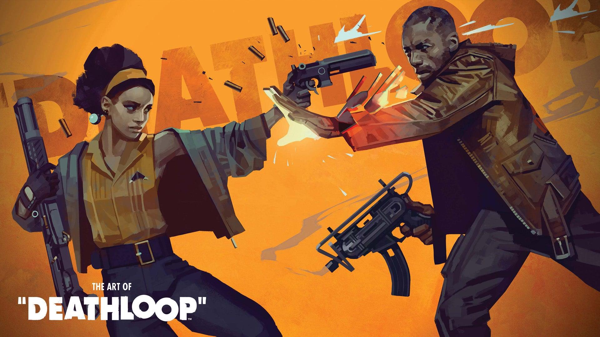 Deathloop Gunplay