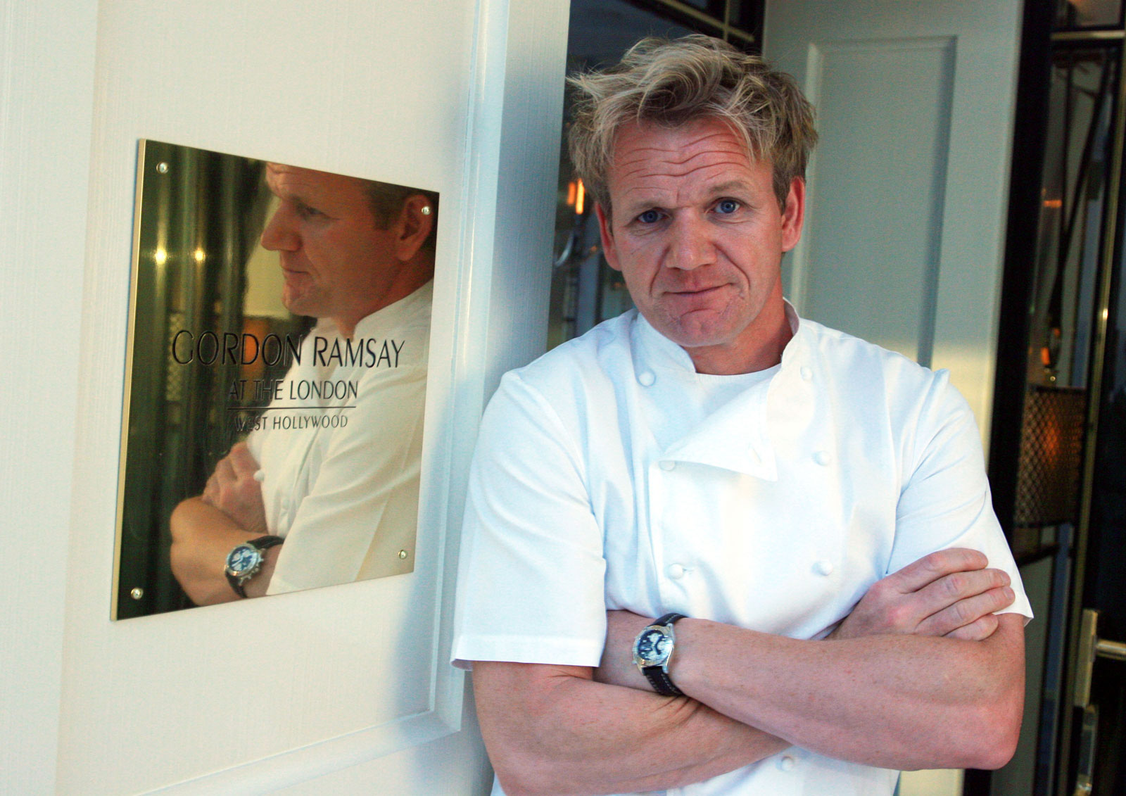 Gordon-Ramsay- One of the most influential chefs today
