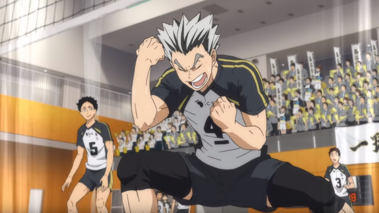 Top 5 Aces in Haikyuu Ranked