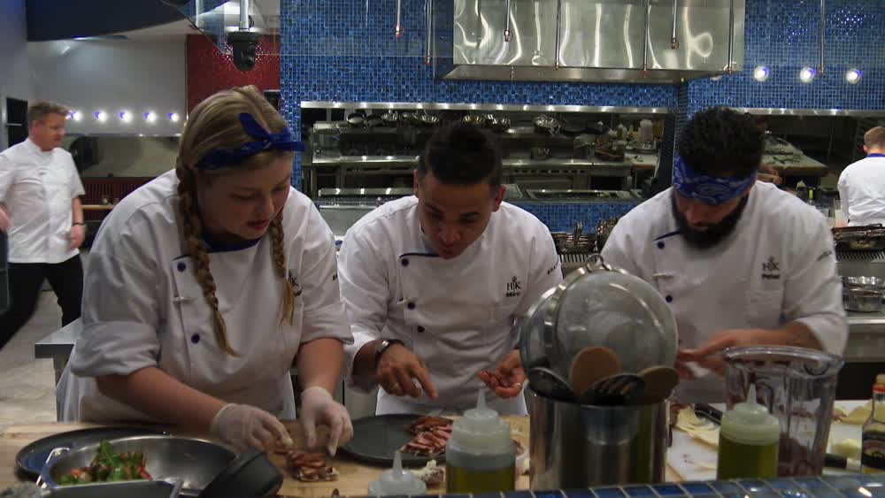 Hell's Kitchen Season 19 Episode 5