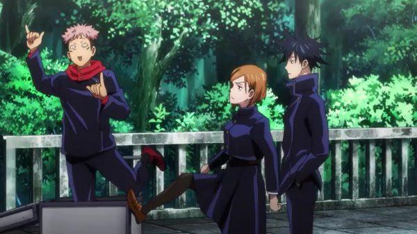 Jujutsu Kaisen Episode 17