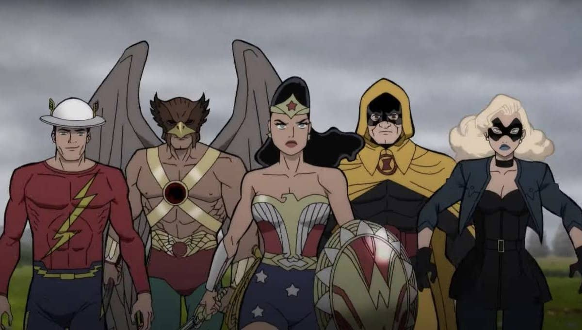 justice society feature
