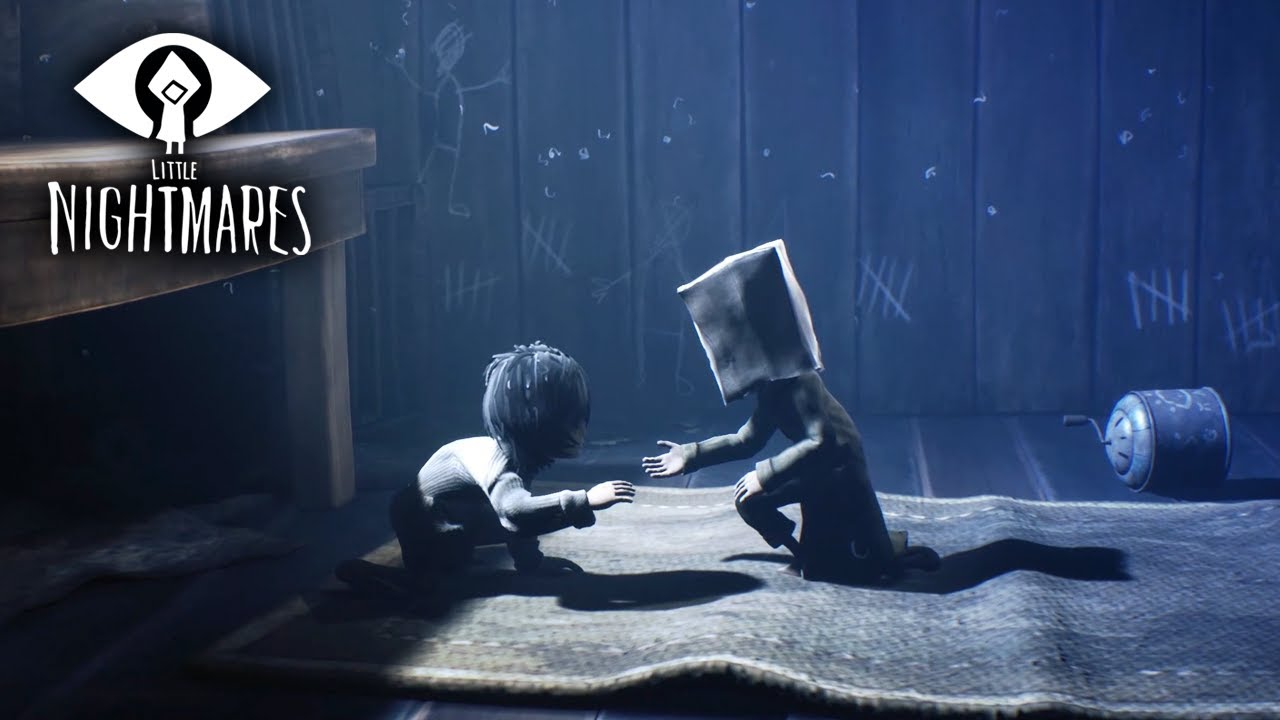 Little Nightmares 2- Get ready to cut the Gordian knot