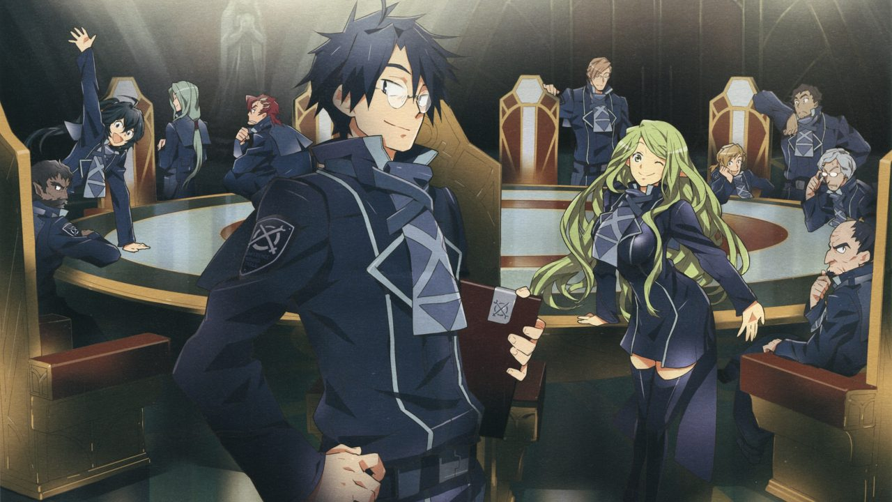 Log Horizon Season 3 Episode 7