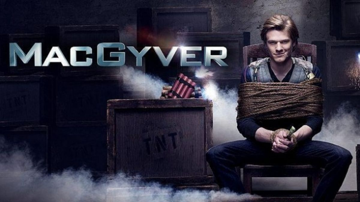 Macgyver- Storyline transcends the action-fiction