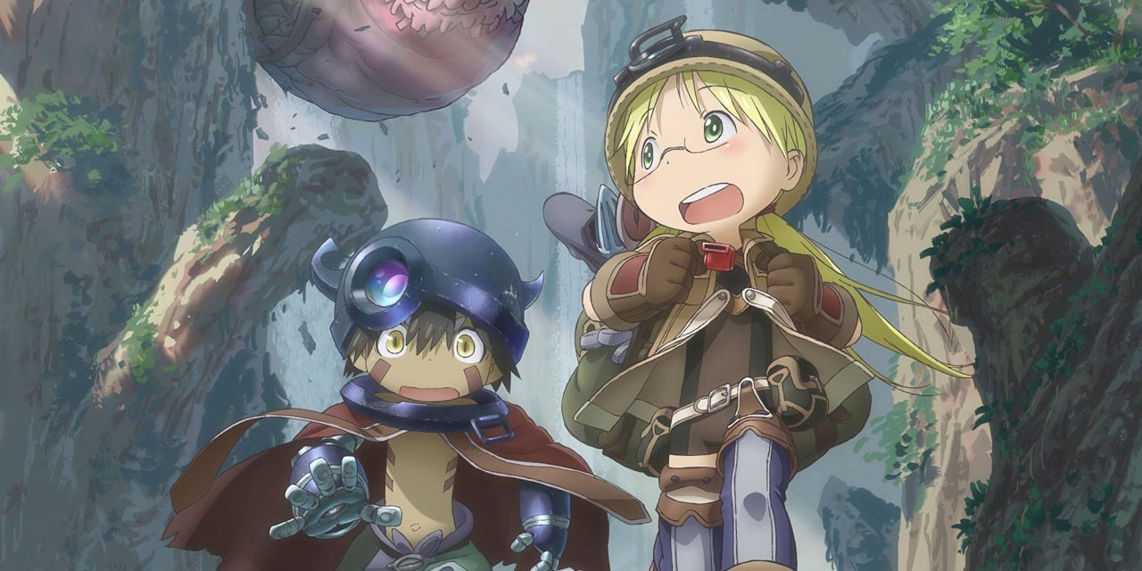 Made in Abyss Anime Similar to The Promised Neverland