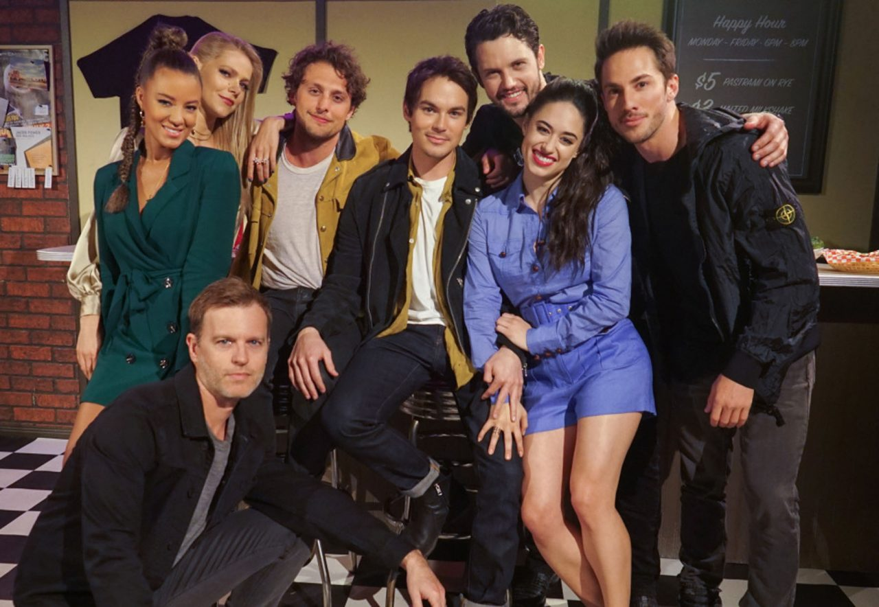 Main Cast of Roswell New Mexico