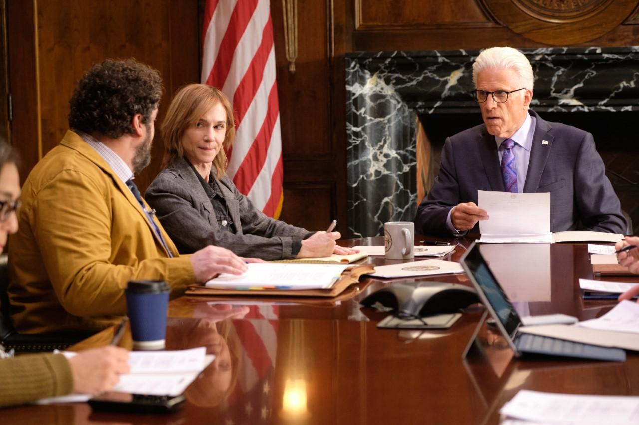 Mr. Mayor- NBC's bland situational comedy