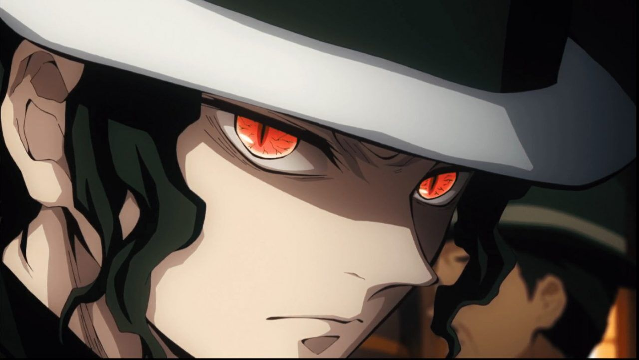 Muzan Kibutsuji Strongest Anime Villains