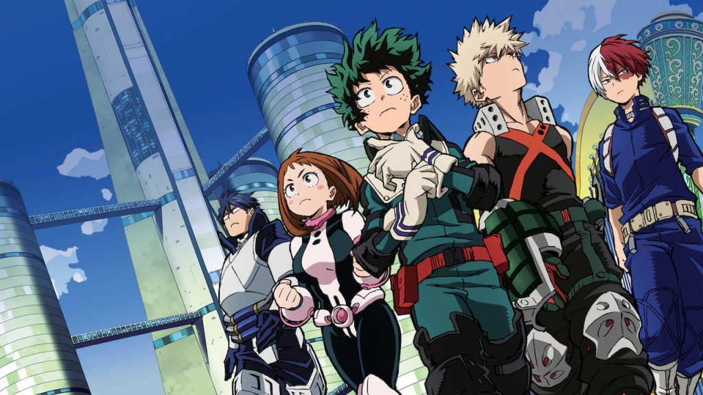"20 Facts About ""My Hero Academia"" You Should Know!"