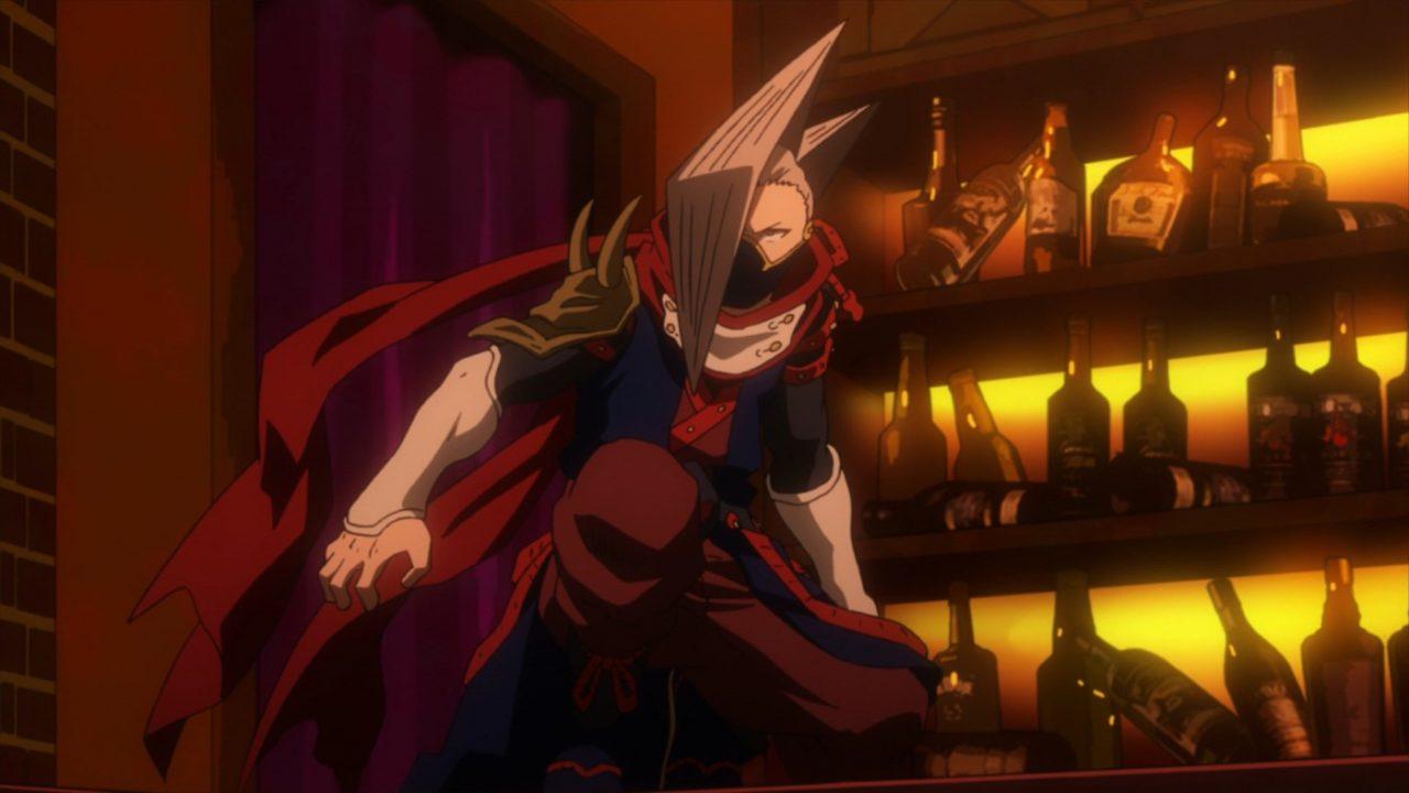 Ninja Hero Edgeshot Strongest My Hero Academia Characters