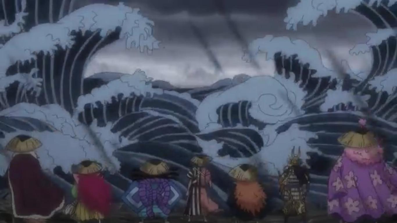 One Piece Anime - Akazaya