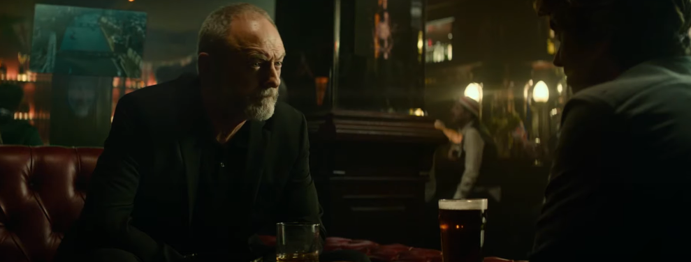 The Vault: A Heist Thriller Starring Liam Cunningham & Freddie Highmore