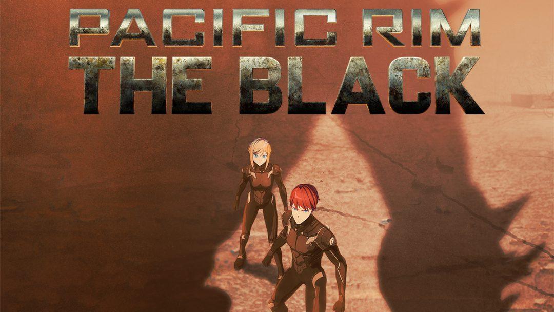 Pacific Rim The Black Season 1 Release Date