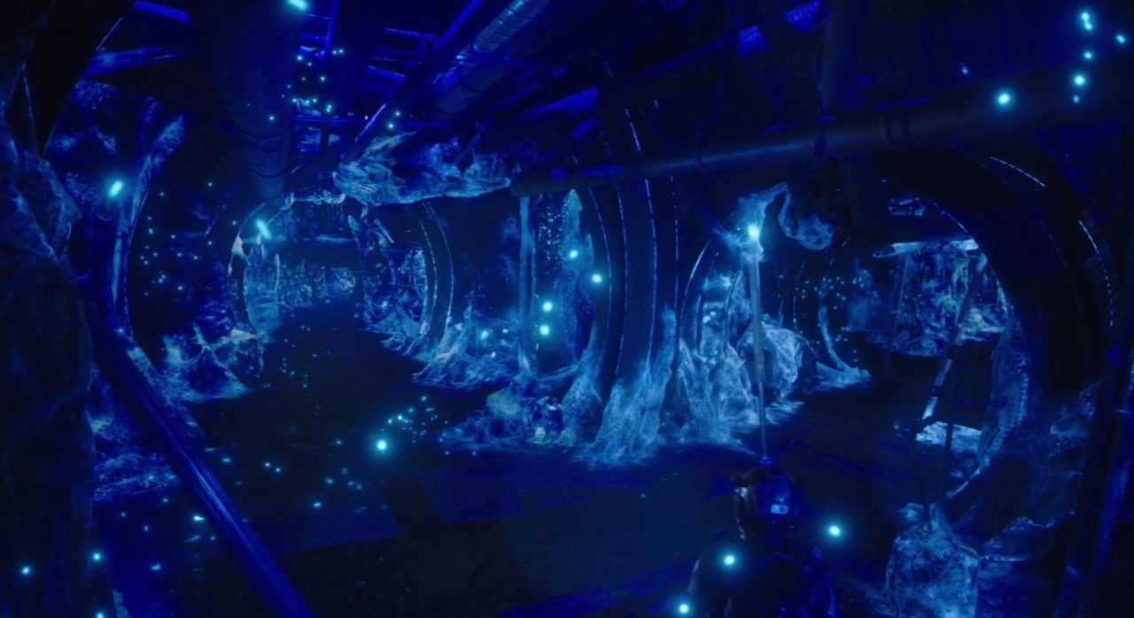 The Expanse Protomolecule