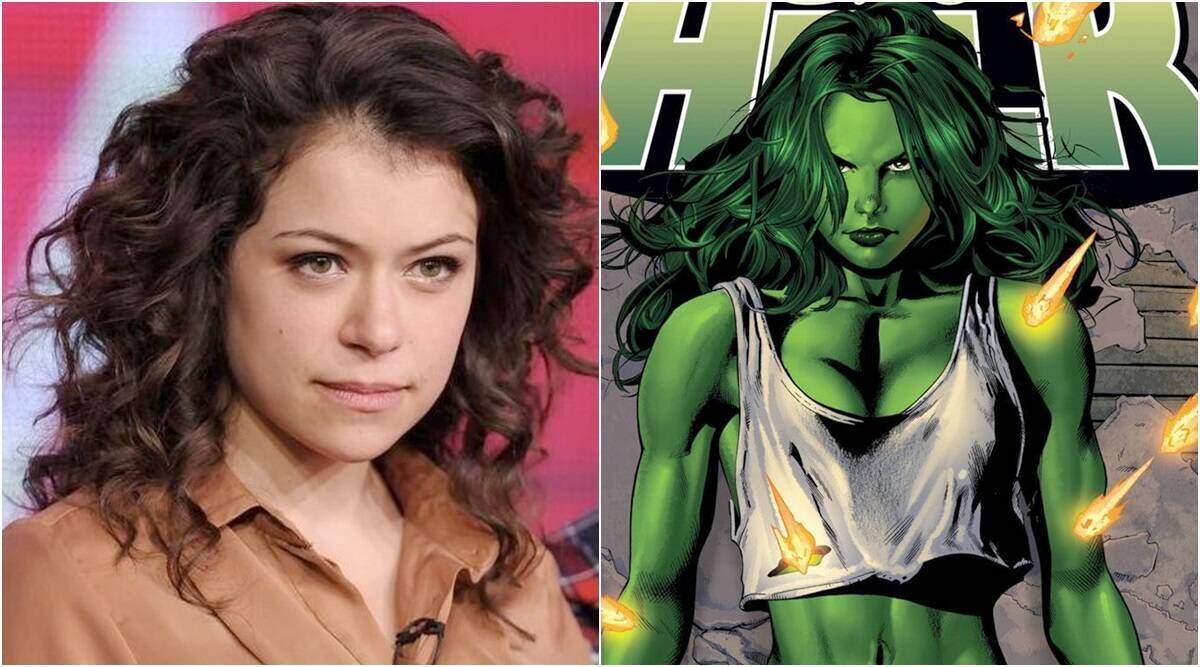 She Hulk lead
