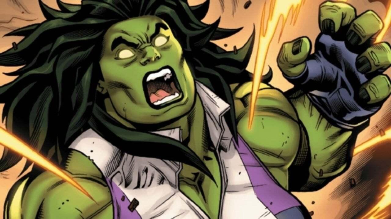 She Hulk series