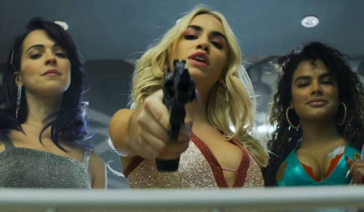 Sky Rojo Netflix TV series in March 2021