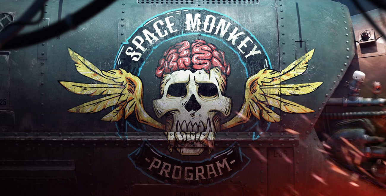 Space Monkey Program partners with Beyond Good and Evil 2