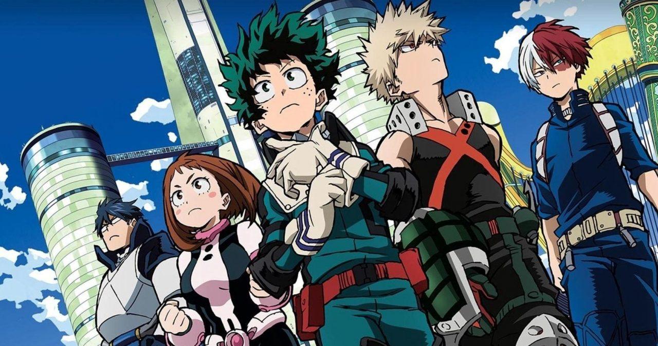 Strongest My Hero Academia Characters
