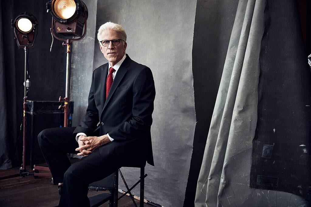 Ted Danson back on screen with Mr. Mayor