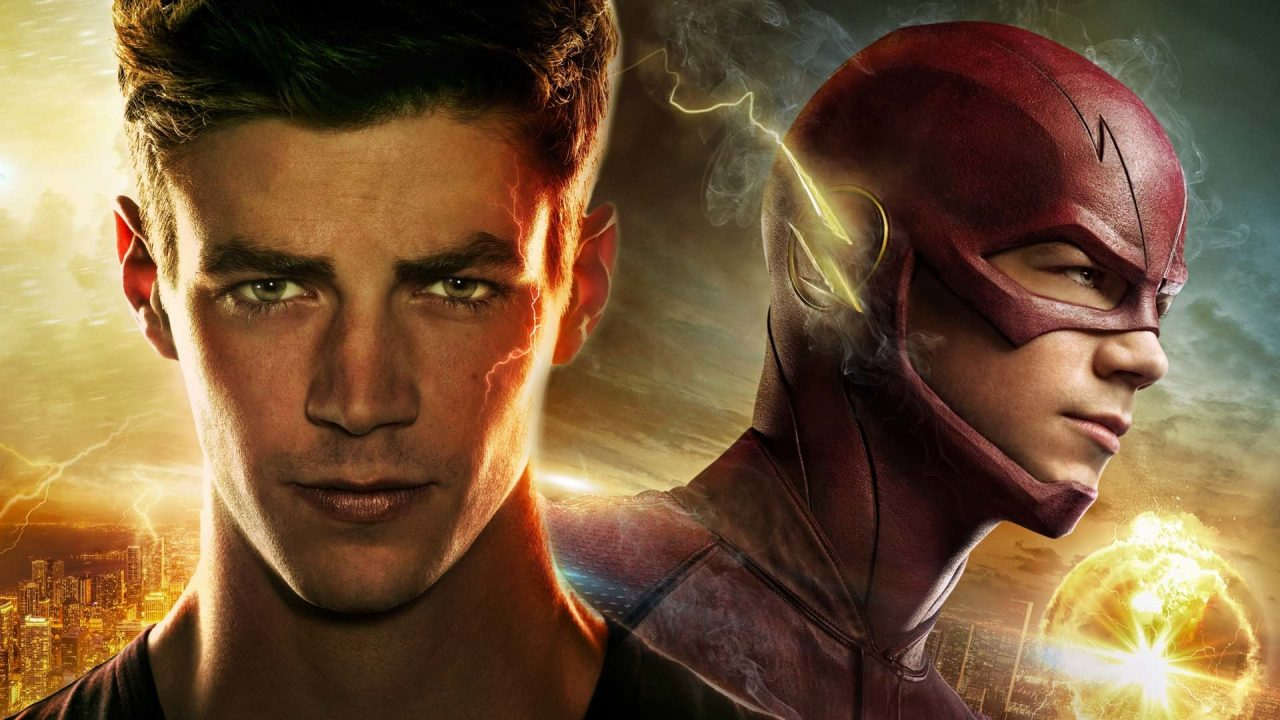 The Flash TV series in March 2021