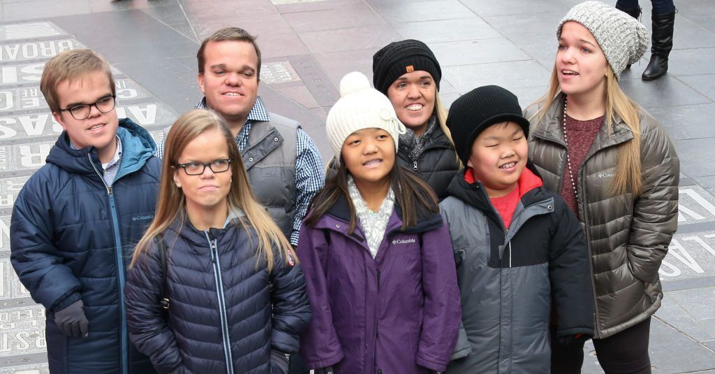 The Johnstons' Family- An inspiration for many