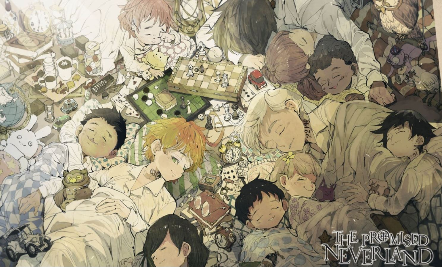 The Promised Neverland Theory: What is Emma's Promised Contract?