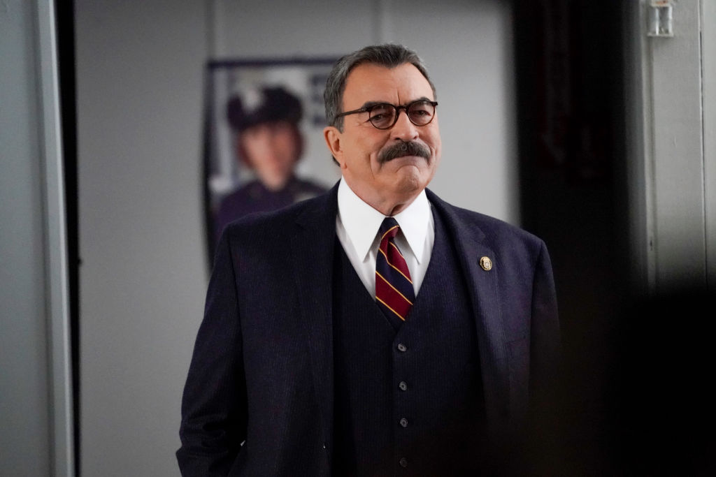 Tom Selleck back to the show