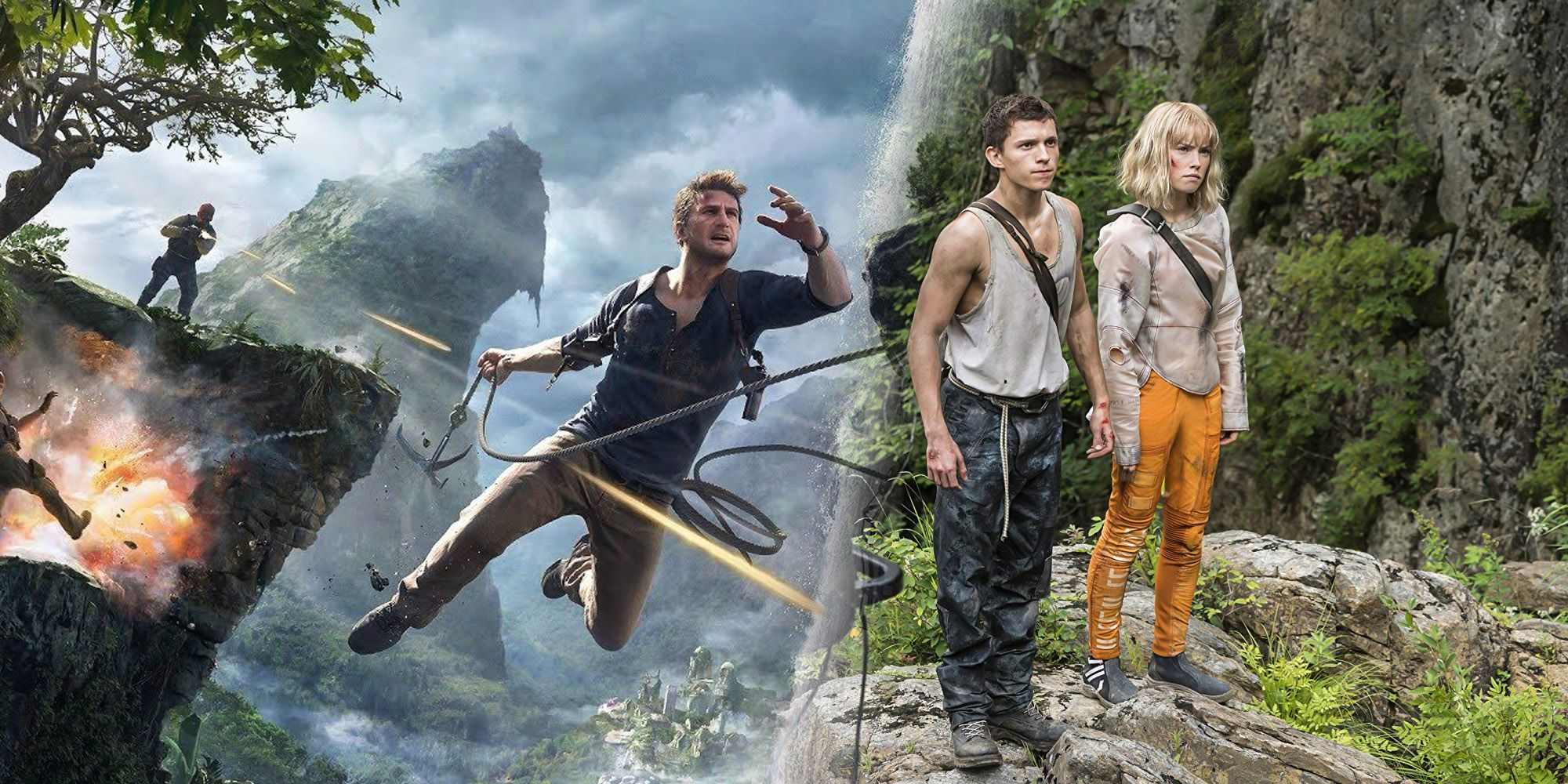 Tom Holland and Daisy Ridley Starring Chaos Walking Returning Again