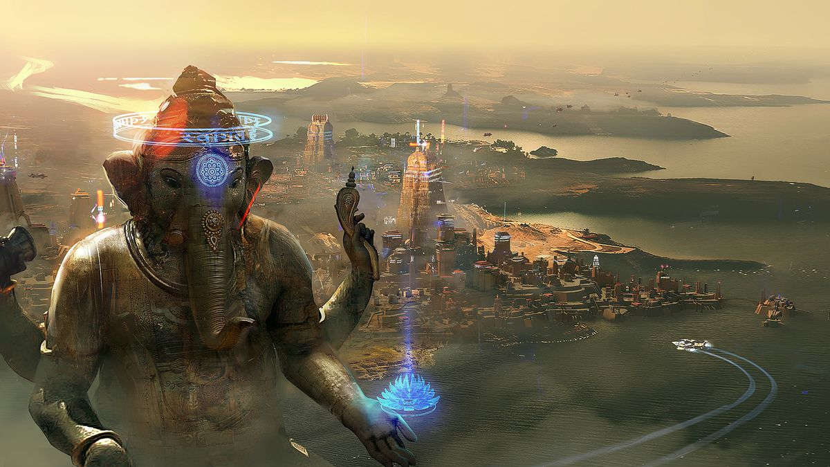 Ubisoft's Beyond Good and Evil 2 well underway