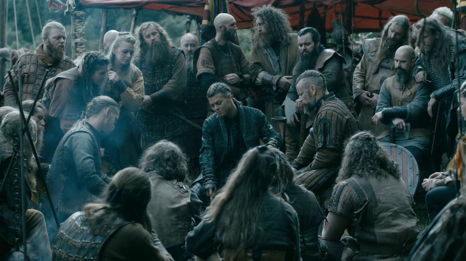 TV Show Review: Vikings Season 6 Episode 17