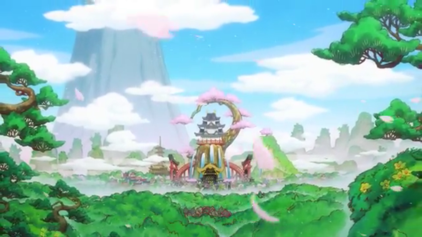 Wano Country Flower Capital