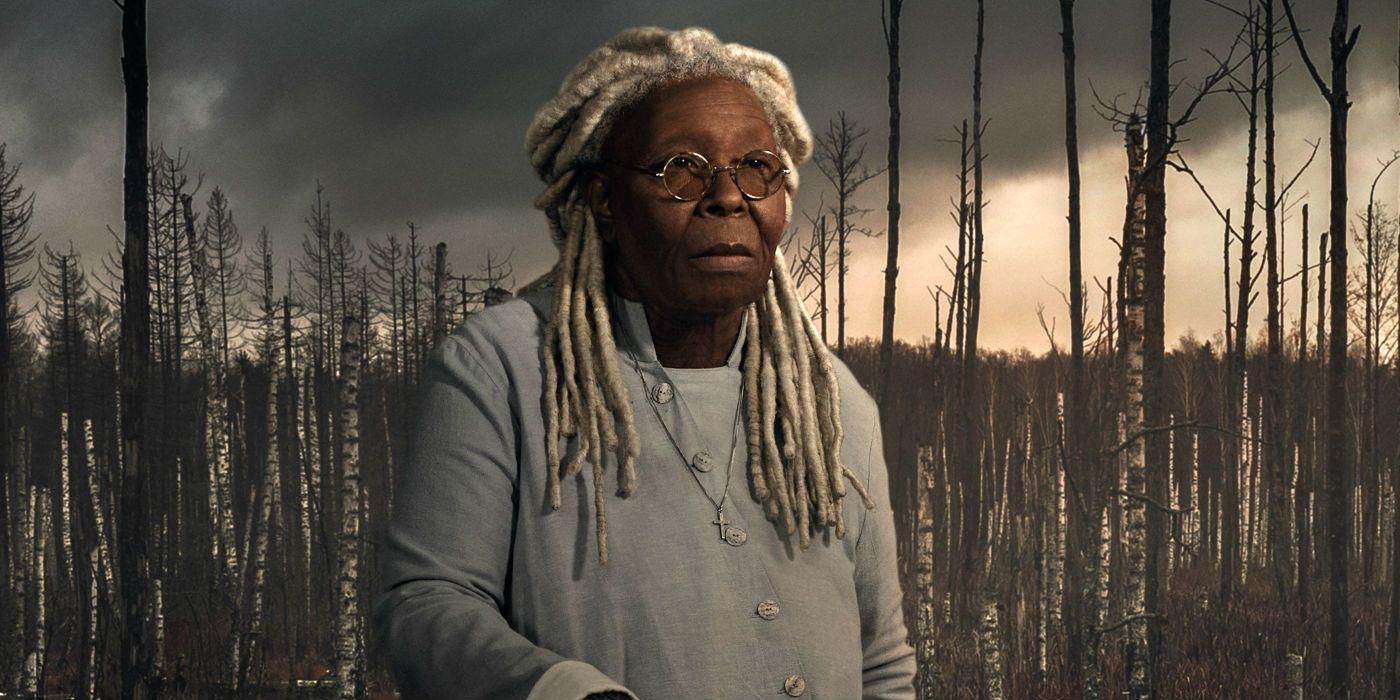 Whoopi Goldberg as Mother Abigail
