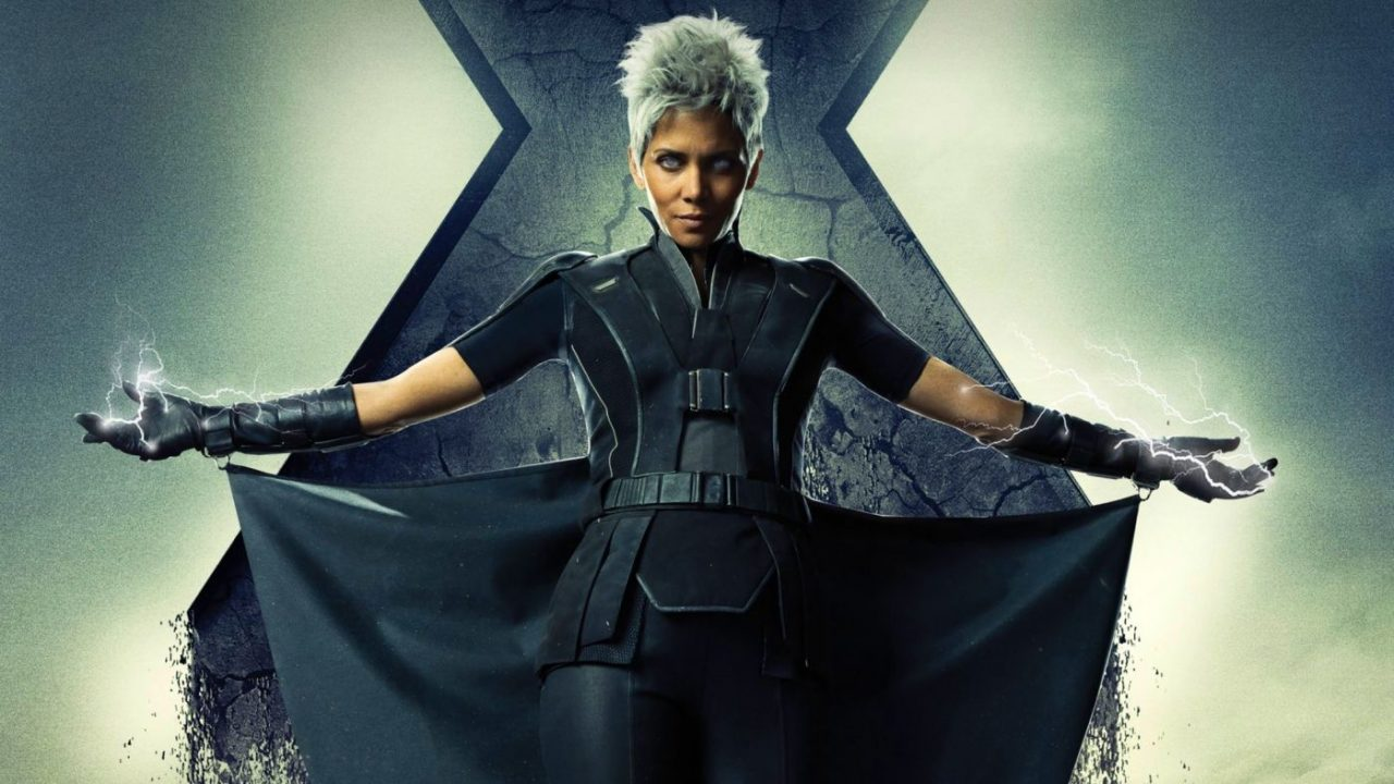Halle Berry as Storm in X-Men Days of Future Past