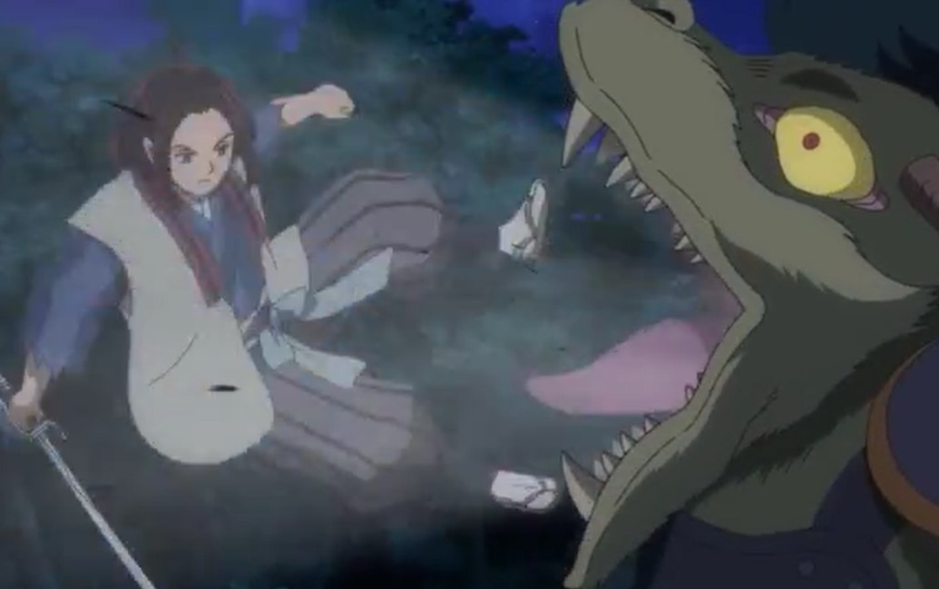 Half-Demon Princess Yashahime