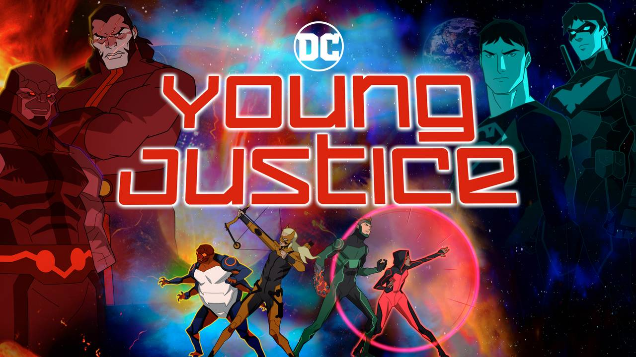 Young Justice Featured