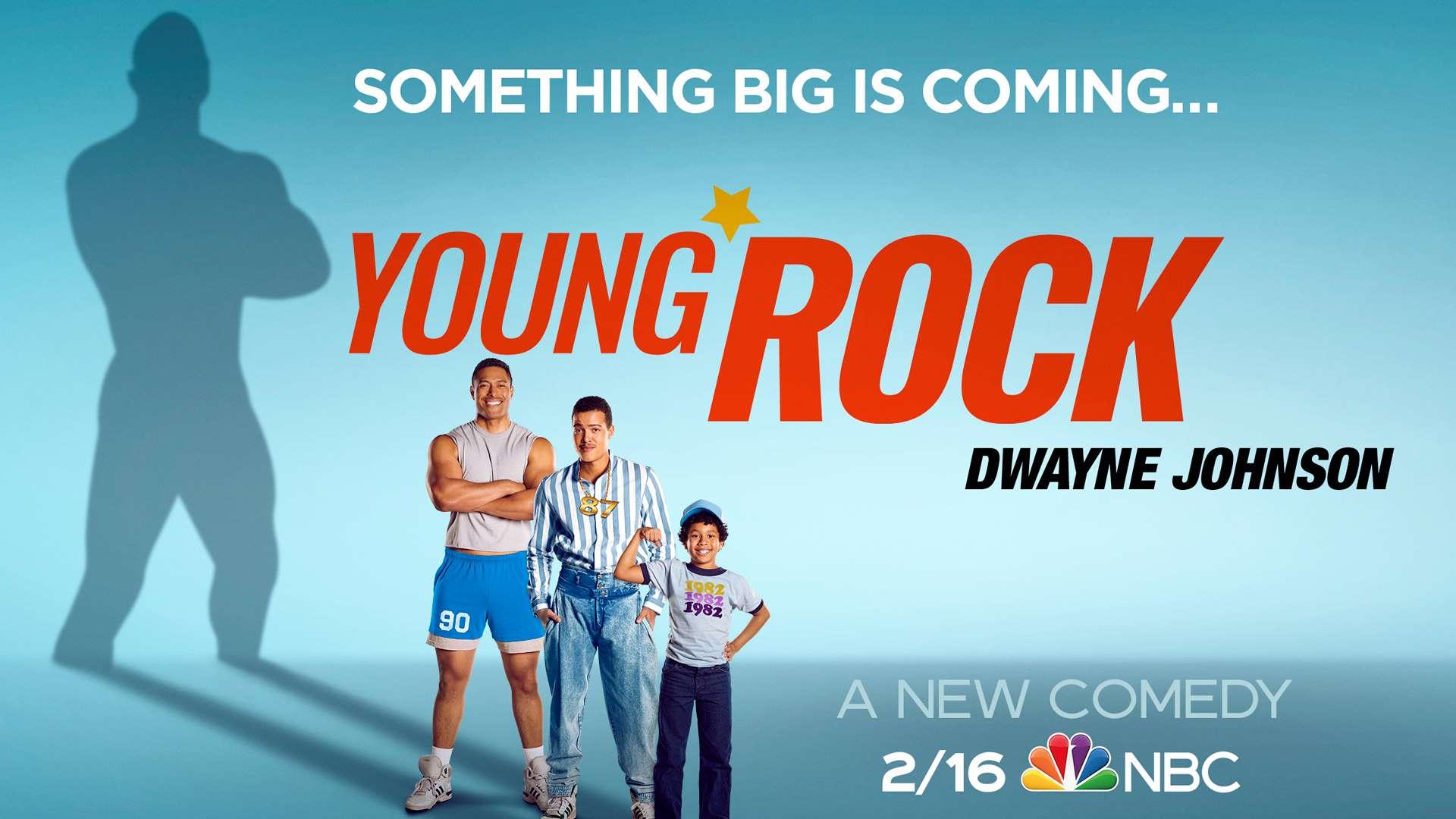 Young Rock Season 1 Episode 3