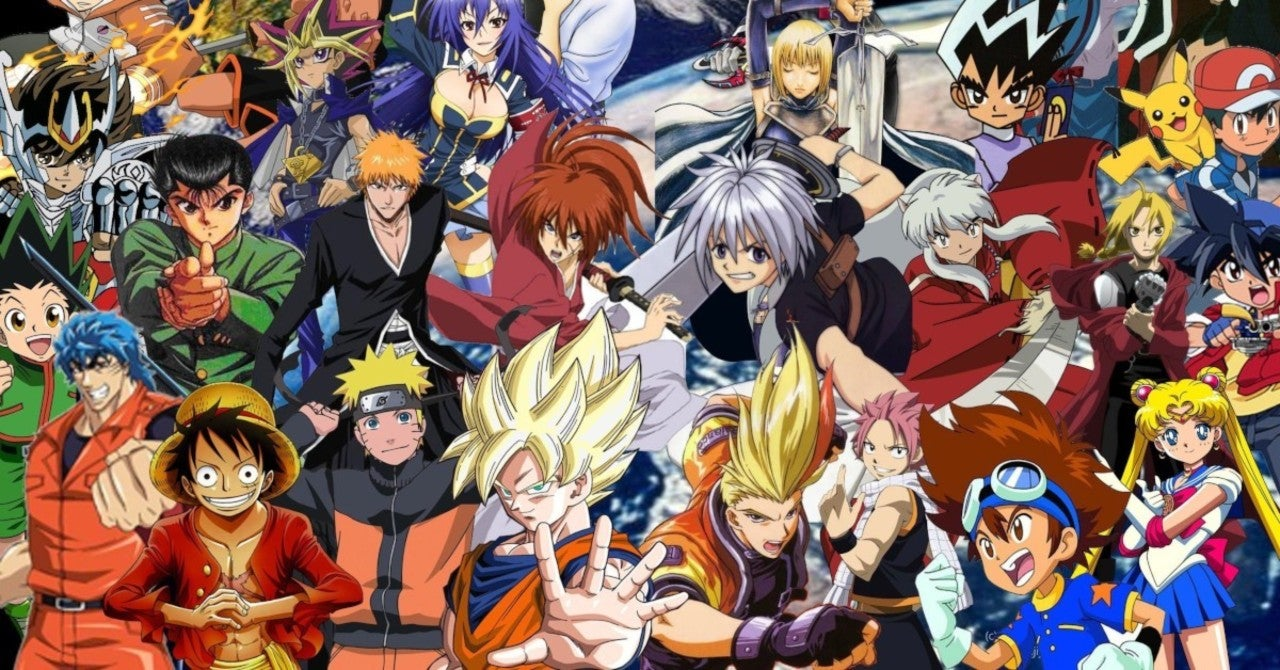 7 Best Longest Running Anime Series Of All Time