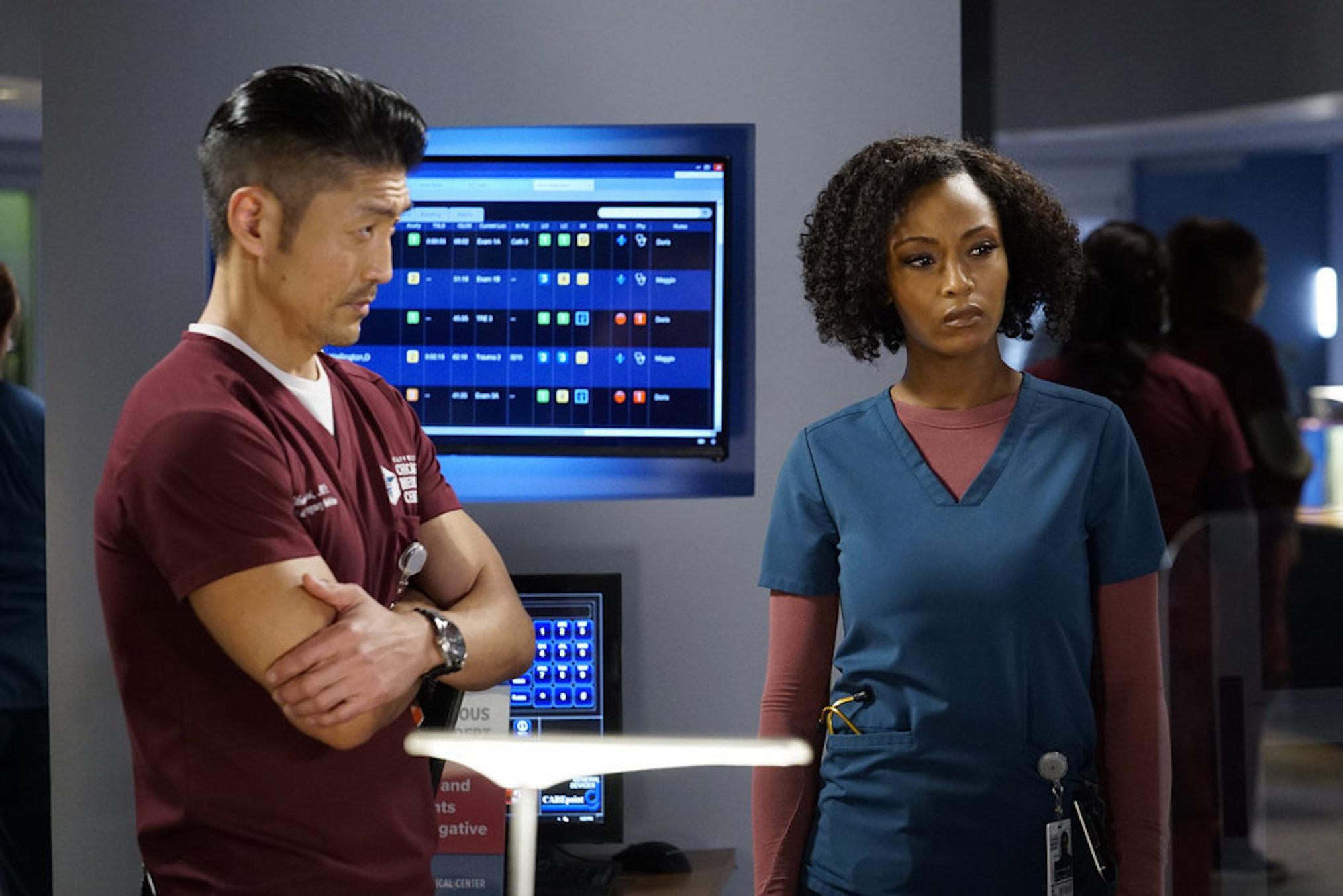 Chicago Med Season 6 Episode 4 image