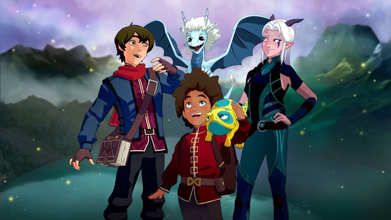The Dragon Prince Season 4 - Release Date And Updates