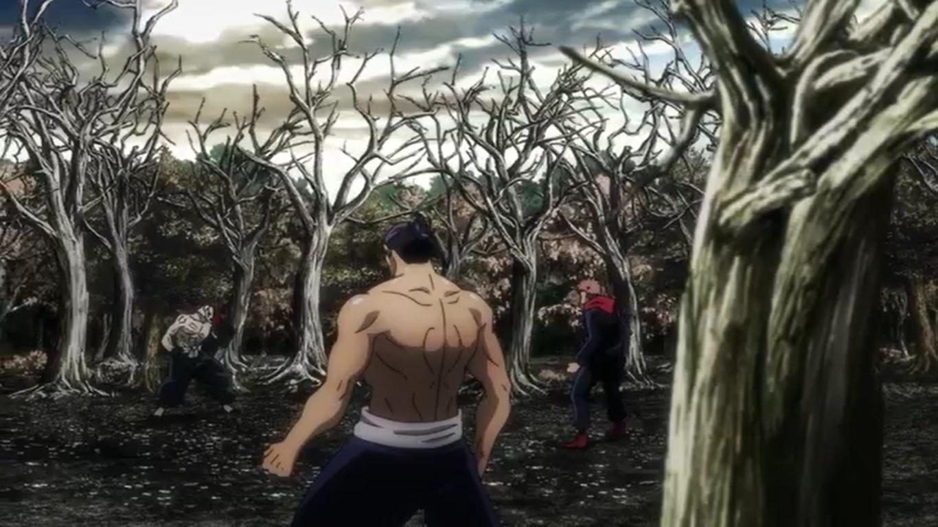 Jujutsu Kaisen Episode 20